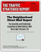 The Traffic Strategy Report: Direct Mail Ninja Report!